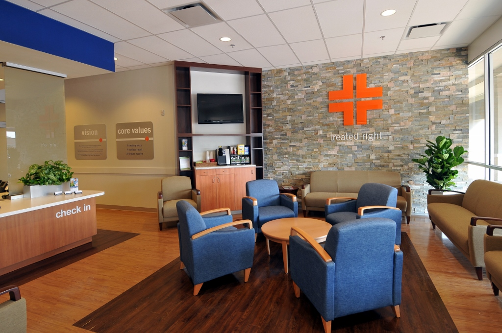 Concentra Urgent Care Multi Site Medical Construction The Bannett