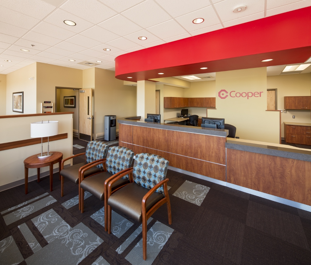 Cooper oral surgery the bannett group for Interior design 08003
